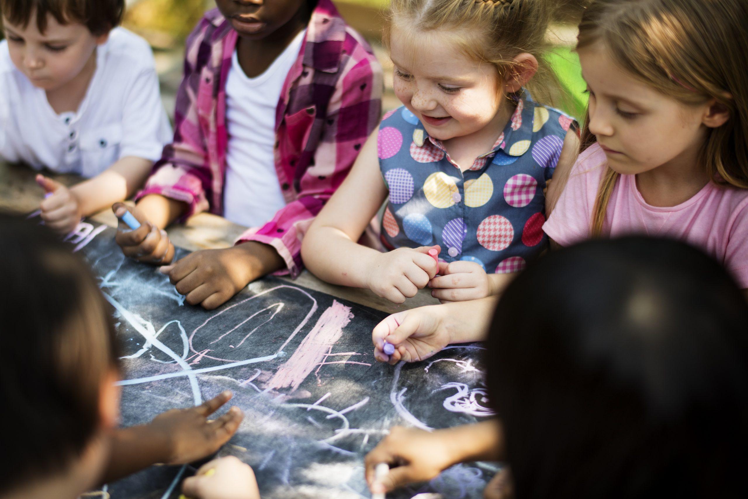 Hub4Kids, come nascono le idee per i bambini